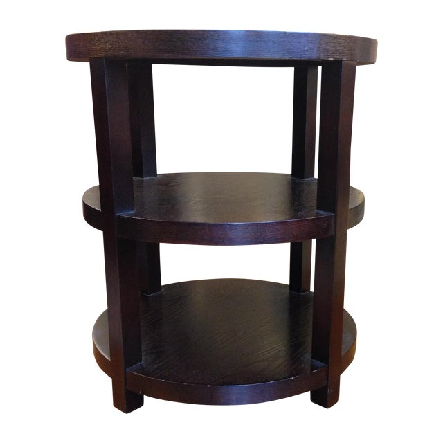 Ebony Occasional Table - Image 1 of 9