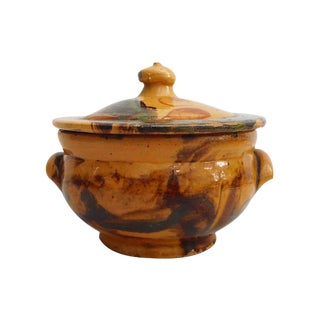 French Pottery Tureen