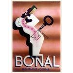 Image of Vintage Bonal poster