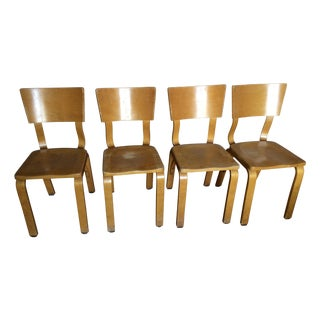 Thonet Mid-Century Bentwood Chairs - 4