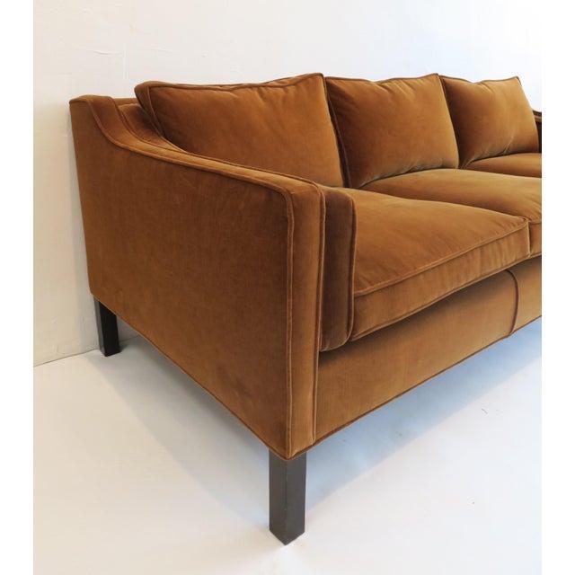 Custom Modern Thin Arm Sofa - Image 5 of 8