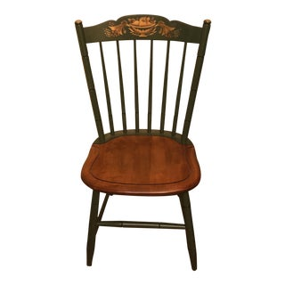 Green Hitchcock Chair