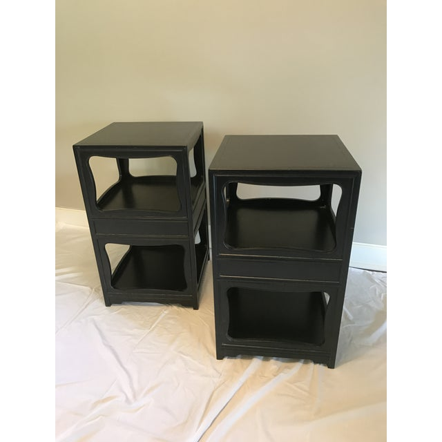 Baker Far East Collection Night Stands - A Pair - Image 4 of 10