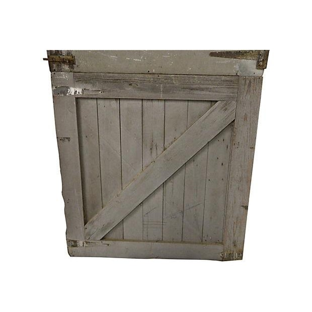 Horse Stall Dutch Doors- A Pair - Image 4 of 6