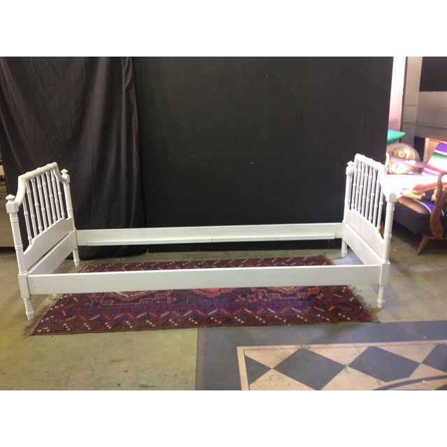 Faux Bamboo Daybed by Thomasville - Image 3 of 8