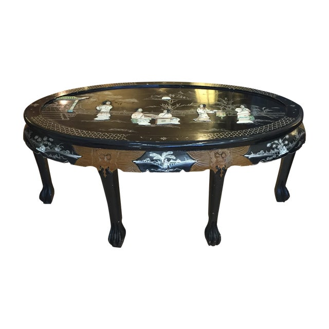 Japanese Coffee Table - Image 1 of 11