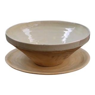 Designer Bowl & Platter