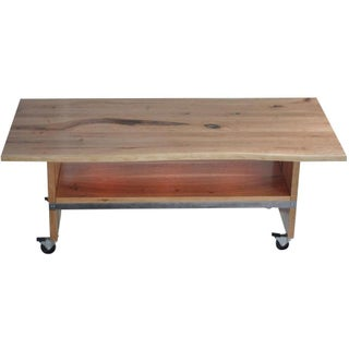 Milled Palmer Work Table