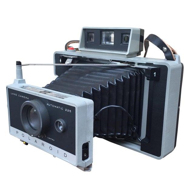 Vintage 70s Polaroid 225 Land Camera - Image 1 of 5