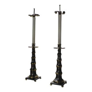 Pair of Large Stiffel Table Lamps