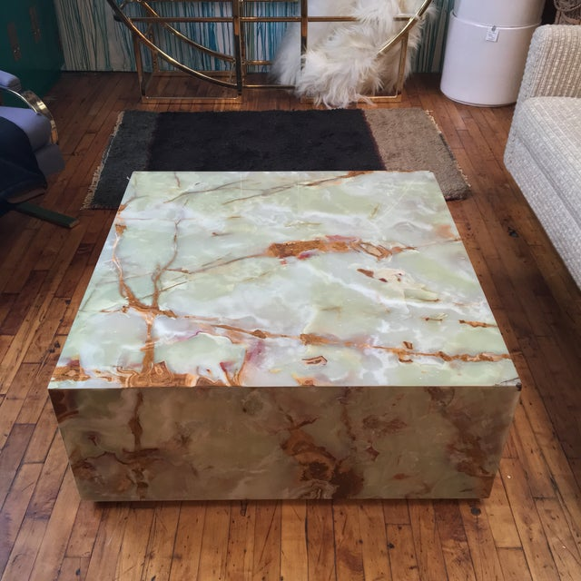 Image of Onyx Coffee Table