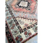 "Image of Vintage Turkish Oushak Rug - 3'9""x4'8"""