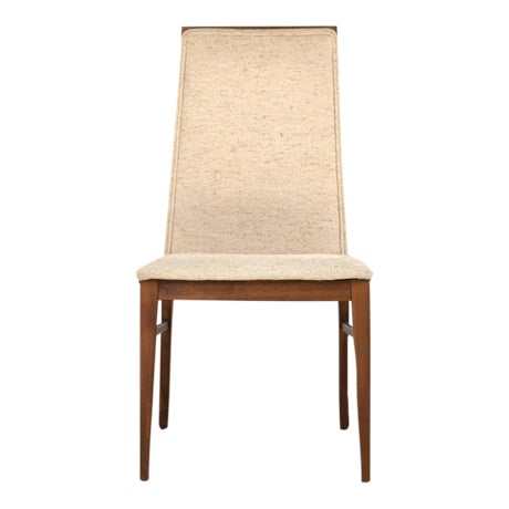 Milo Baughman for Dillingham Dining Chairs, Set of Four - Image 1 of 8