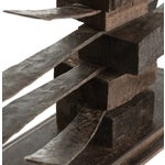 Image of Wood And Iron Sculpture