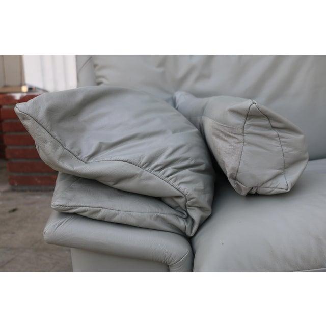 Nicoletti Italian Leather Sofa - Image 5 of 11