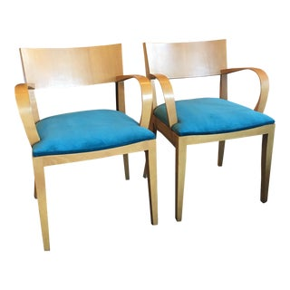 Knoll Side Chairs - Pair