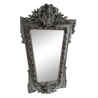 Vintage Gothic Mirror