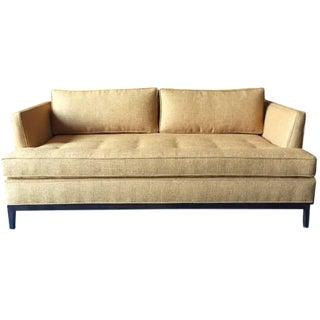 Mid-Century-Style Custom Love Seat