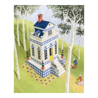 """Rabbit House"" Giclée Print"