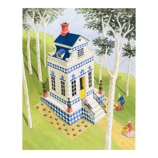 """Rabbit House"" Giclée Print"