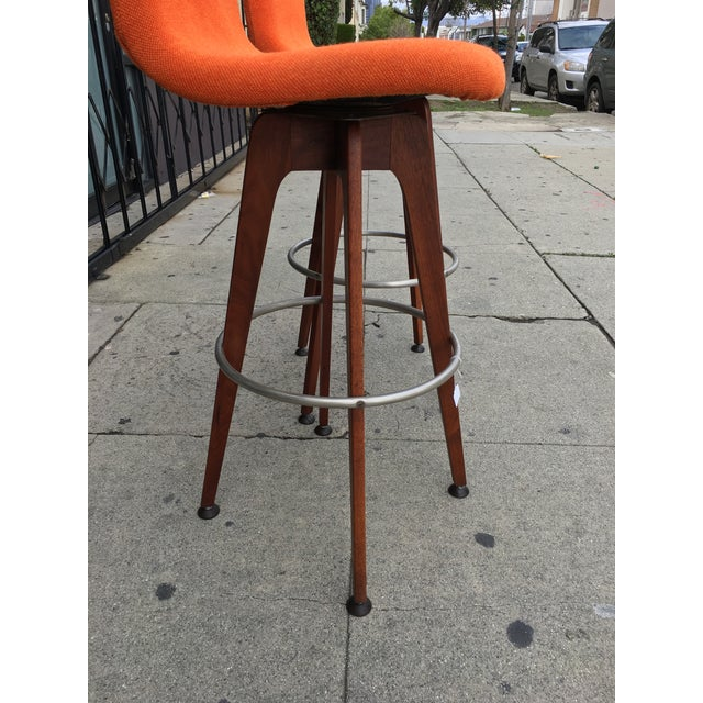 Chet Beardsley Barstools - A Pair - Image 4 of 8