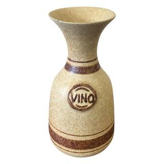 Vintage Wine Carafe