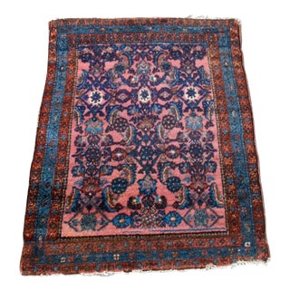 Vintage Persian Rug - 3′3″ × 4′3″