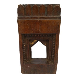 19th Century Indian Deity Frame