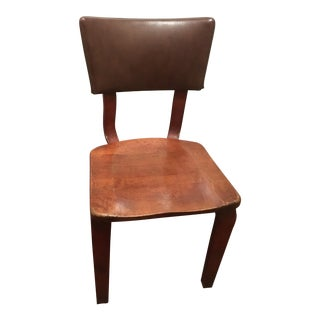 Mid-Century Single Dining Chair