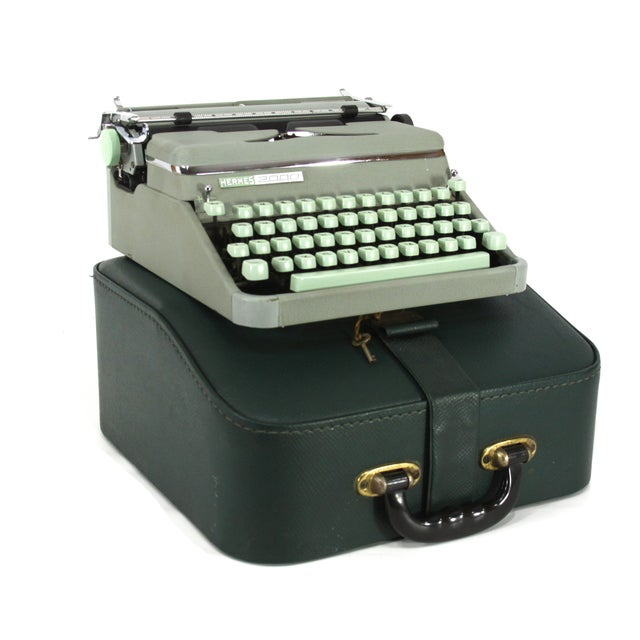 Hermes 2000 Typewriter - Image 4 of 5
