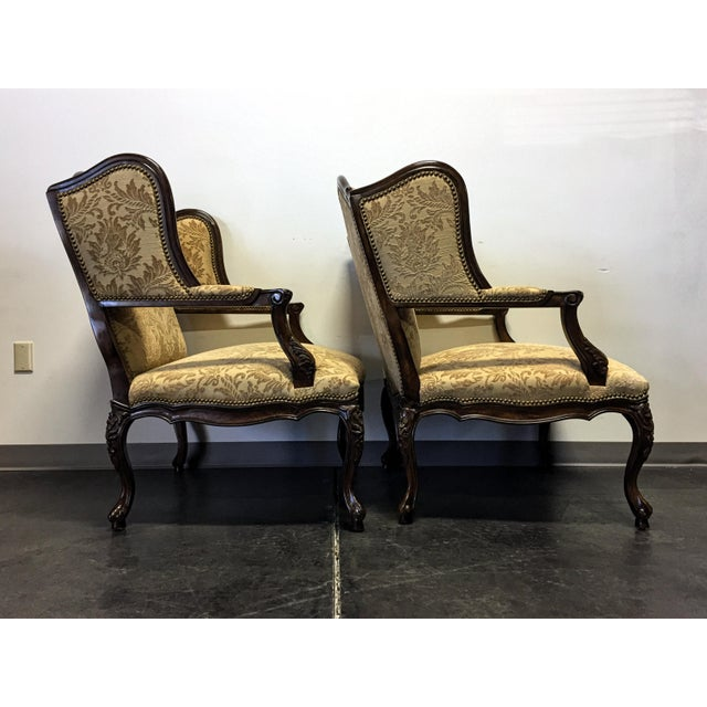 Hooker Quot Sarah Quot French Country Bergere Chairs A Pair