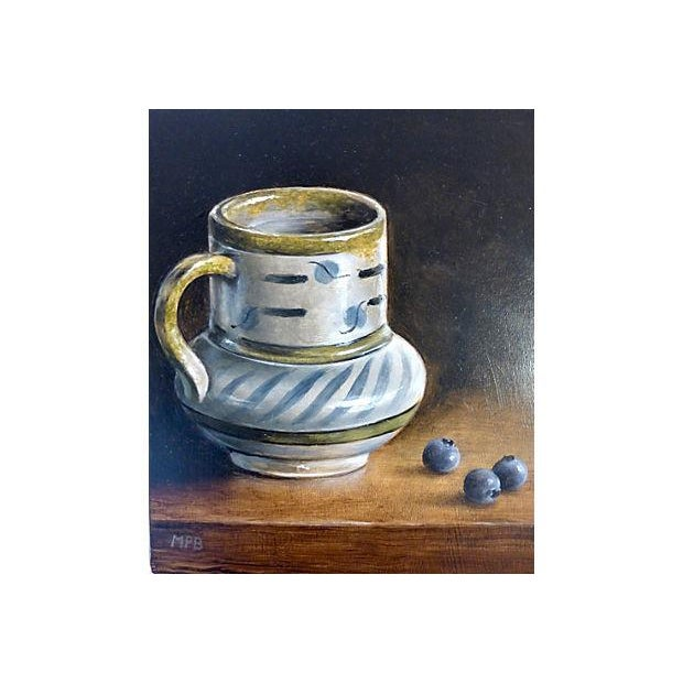 Image of Oil Still Life by Michelle Beaujardin