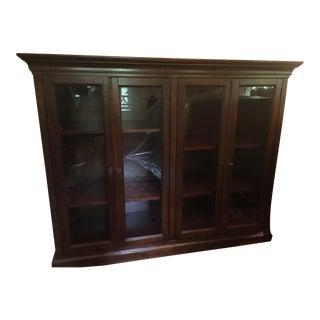 Fine Curio Cabinet
