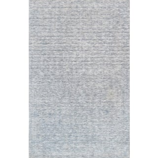Pasargad Transitiona Polyester & Cotton Area Rug- 5' X 8'