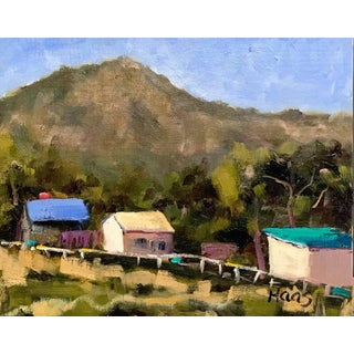 Mt. Tam View Painting