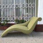 Image of Vintage Chrome Lounge Chair