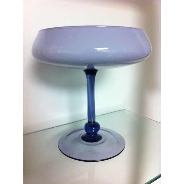 Rossini Periwinkle Cased Compote - Image 2 of 4