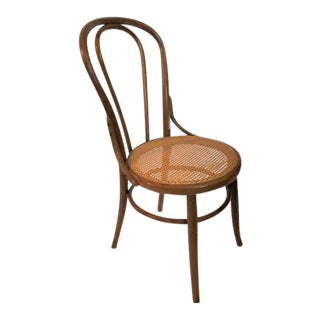 C. 1920 Bentwood Chair In The Style of Gebrüder Thonet