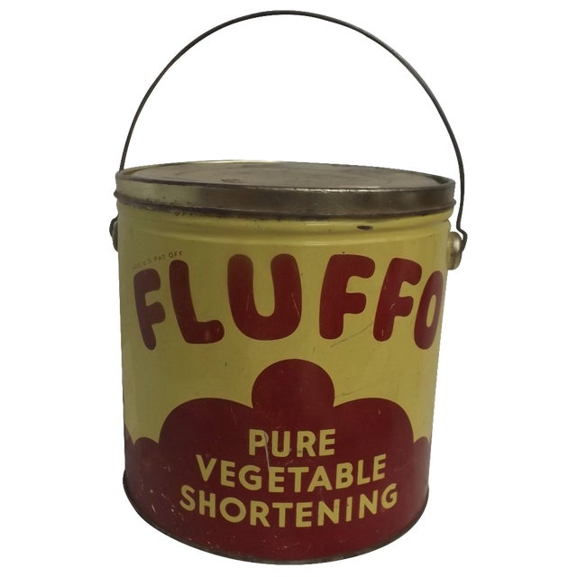 Fluffo Pure Vegetable Shortening Canister - Image 1 of 5