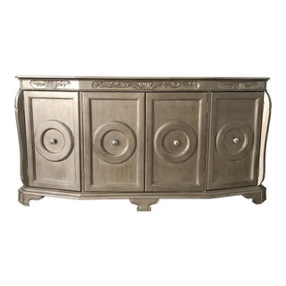 Metallic Door Cabinet