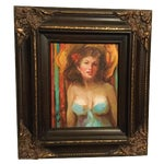 Image of Original Oil Painting by Manfred Kuhnert
