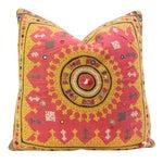 Antique Aabha Reshmi Sutra Pillow