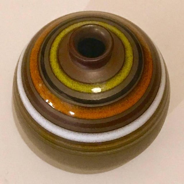 Alvino Bagni Mid-Century Italian Vase - Image 6 of 9