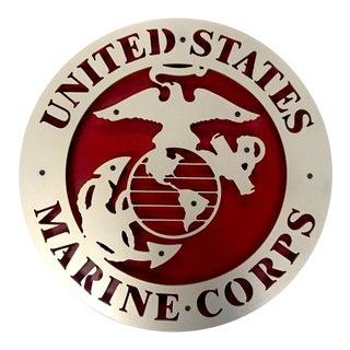 Usmc Marine Corps Plaque (Marines)