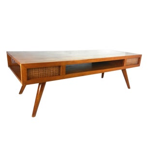 Conant Ball for Russel Wright Mid-Century Modern Coffee Table