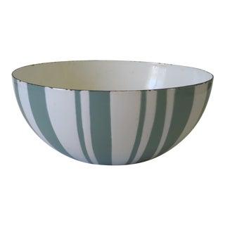 Cathrineholm Enamel Serving Bowl