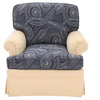 Kindel Sleigh-Arm Lounge Chair