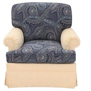 Kindel Sleigh-Arm Lounge Chair