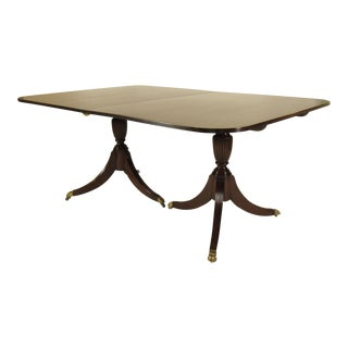 Early 19th-C. English Regency Dining Table