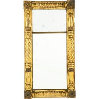 Federal Gilt Pier Mirror